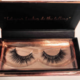 BELLA- 3D Mink Lashes - Haus of Luxe