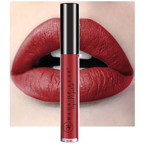 LOVE AFFAIR - Liquid Matte Lipstick - Haus of Luxe