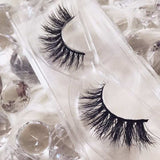 SCARLETT- 3D Mink lashes - Haus of Luxe