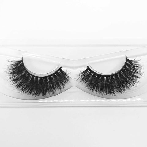 LAYLA- 3D Mink lashes - Haus of Luxe