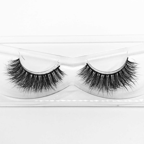 SABRINA- 3D Mink Lashes - Haus of Luxe