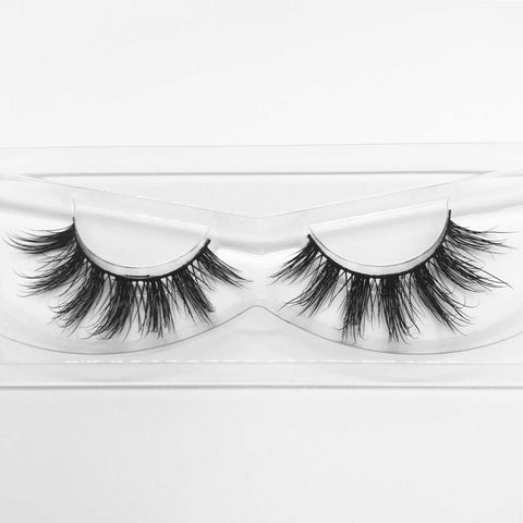 MILA- 3D Mink lashes - Haus of Luxe