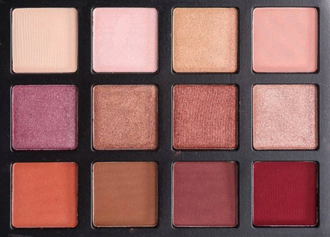PARIS ROMANCE - 12 Eyeshadow Palette - Haus of Luxe