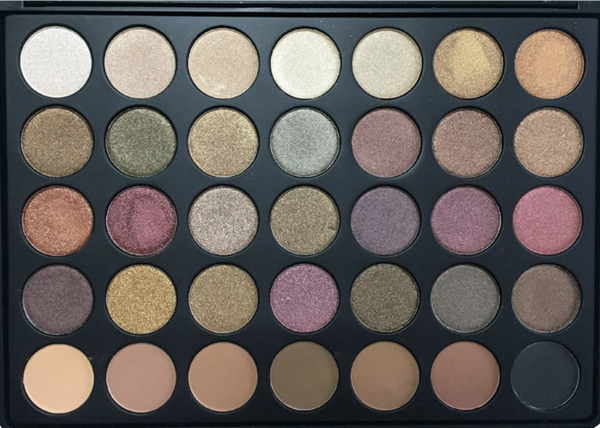 ENCHANTRESS - 35 Eyeshadow Palette - Haus of Luxe