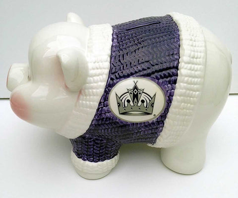 LA Kings Fan Piggy Bank