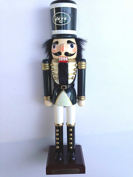 Nutcracker NFL New York Jets Christmas