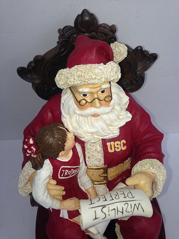 santa figurines collectibles USC Wishlist Santa