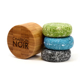 Shampoo Bar Trio, Strength and Resistance