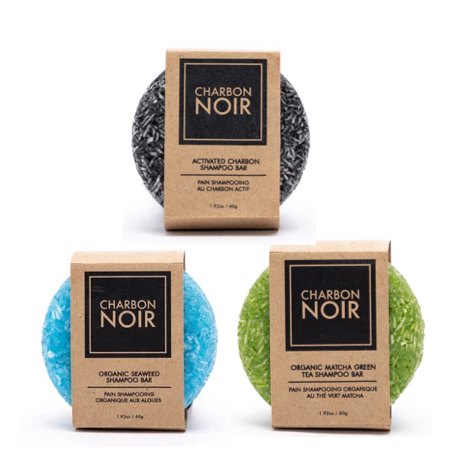 All Shampoo Bar Trio