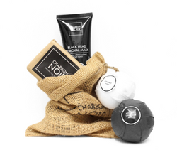Charbon noir face and body care (Spring Liquidation 2 for 1)
