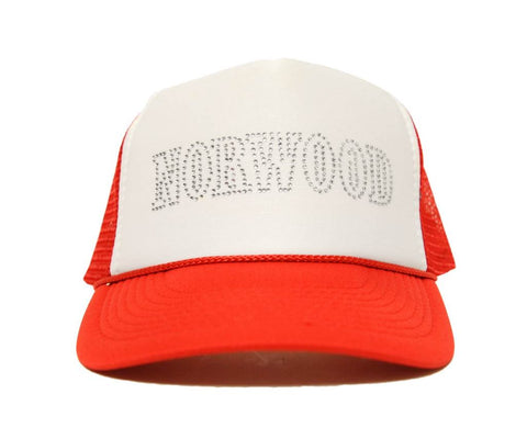 "Norwood Chapters ""TRUCKER CAP"" Red"