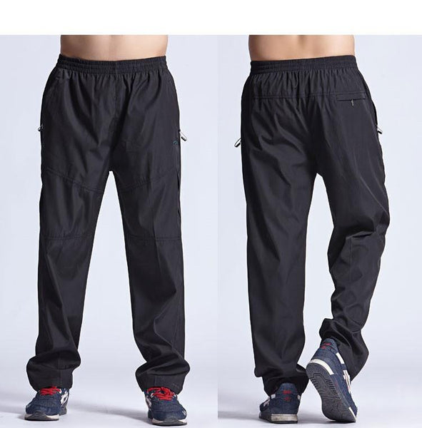 2016 New Outside Men's Exercise Pants Quickly Dry Men Active Pants Men Physical WalkingTrousers Top High Quality Plus Size 3XL - willzo