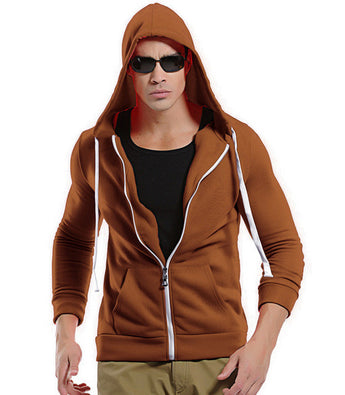 new arrival spring and autumn men's and women's unisex solid candy color cotton hoodies long sleeve basical sweatshirts