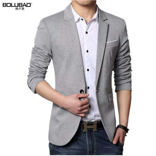 Autumn Style Luxury Business Casual Suit Men Blazers Set Professional Formal Wedding Dress