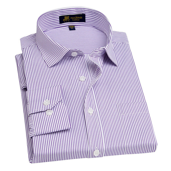 Turn-Down Collar Formal Shirt