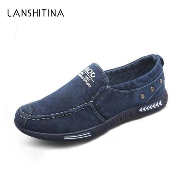 Canvas Casual Shoes Breathable