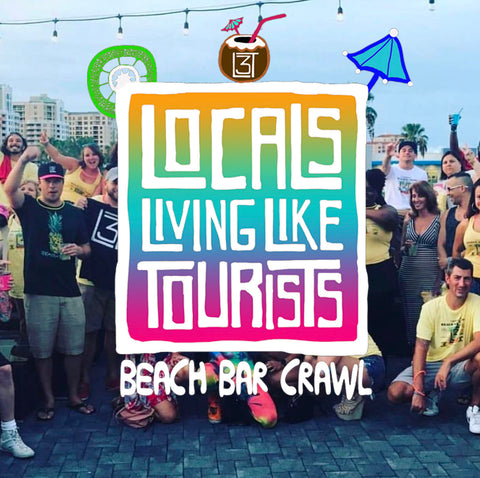 3LT Beach Bar Crawl