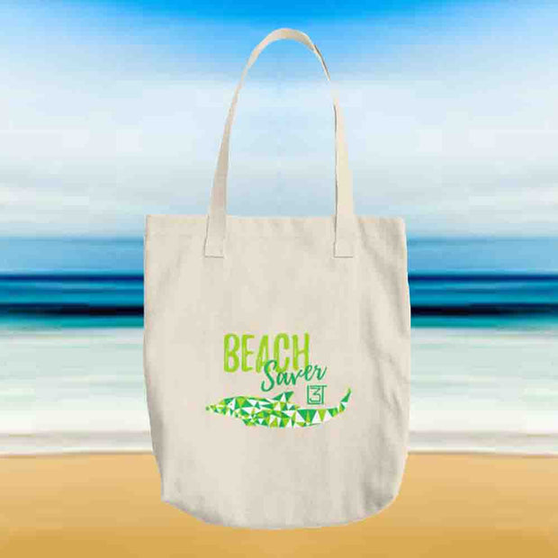3LT Beach Saver Tote  - Green