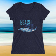 3LT Ladies Beach Saver Tee - Locals Living Like Tourists, 3LT Ladies Beach Saver Tee - 3LT, Locals Living Like Tourists - 3LT, [product-vendor] Locals Living Like Tourists, Locals Living Like Tourists - 3LT, Locals Living Like Tourists - Locals Living Like Tourists, Locals Living Like Tourists - L3T