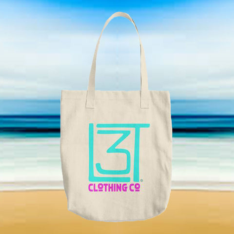 3LT Clothing Co Tote