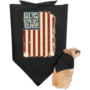 LLLT American Flag Doggie Bandana - Locals Living Like Tourists, LLLT American Flag Doggie Bandana - 3LT, CustomCat - 3LT, [product-vendor] Locals Living Like Tourists, Locals Living Like Tourists - 3LT, Locals Living Like Tourists - Locals Living Like Tourists, Locals Living Like Tourists - L3T