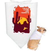 LLLT Doggie Bandana - Desert Cactus - Locals Living Like Tourists, LLLT Doggie Bandana - Desert Cactus - 3LT, CustomCat - 3LT, [product-vendor] Locals Living Like Tourists, Locals Living Like Tourists - 3LT, Locals Living Like Tourists - Locals Living Like Tourists, Locals Living Like Tourists - L3T