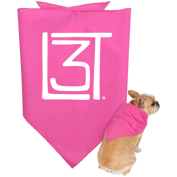 3LT Doggie Bandana - Locals Living Like Tourists, 3LT Doggie Bandana - 3LT, CustomCat - 3LT, [product-vendor] Locals Living Like Tourists, Locals Living Like Tourists - 3LT, Locals Living Like Tourists - Locals Living Like Tourists, Locals Living Like Tourists - L3T