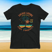Locals Living Like Tourists Ladies Island Palm Tee - Locals Living Like Tourists, Locals Living Like Tourists Ladies Island Palm Tee - 3LT, Locals Living Like Tourists - 3LT, [product-vendor] Locals Living Like Tourists, Locals Living Like Tourists - 3LT, Locals Living Like Tourists - Locals Living Like Tourists, Locals Living Like Tourists - L3T