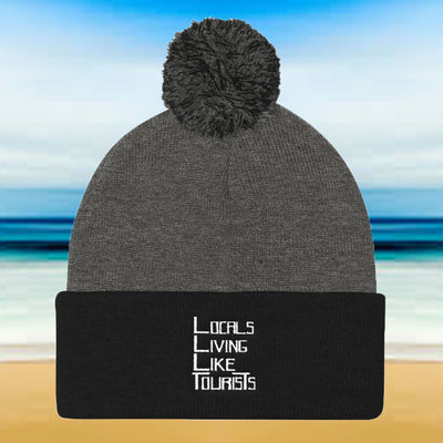 Locals Living Like Tourists Beanie - Locals Living Like Tourists, Locals Living Like Tourists Beanie - 3LT, Locals Living Like Tourists - 3LT, [product-vendor] Locals Living Like Tourists, Locals Living Like Tourists - 3LT, Locals Living Like Tourists - Locals Living Like Tourists, Locals Living Like Tourists - L3T