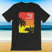 Locals Living Like Tourists Palms Tee - Locals Living Like Tourists, Locals Living Like Tourists Palms Tee - 3LT, Locals Living Like Tourists - 3LT, [product-vendor] Locals Living Like Tourists, Locals Living Like Tourists - 3LT, Locals Living Like Tourists - Locals Living Like Tourists, Locals Living Like Tourists - L3T