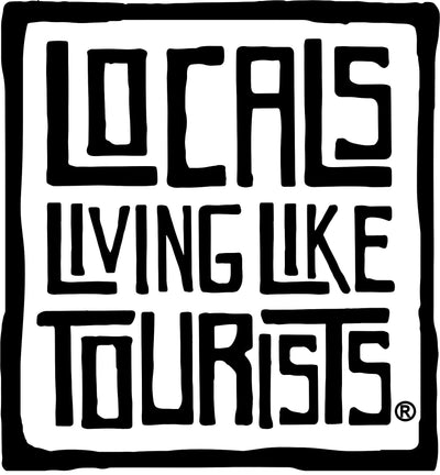 LLLT Decal - Black - Locals Living Like Tourists, LLLT Decal - Black - 3LT, Locals Living Like Tourists - 3LT, [product-vendor] Locals Living Like Tourists, Locals Living Like Tourists - 3LT, Locals Living Like Tourists - Locals Living Like Tourists, Locals Living Like Tourists - L3T