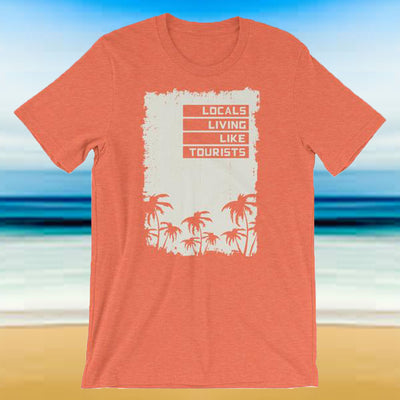 Locals Living Like Tourists - Rugged Palms T-Shirt - Locals Living Like Tourists, Locals Living Like Tourists - Rugged Palms T-Shirt - 3LT, Locals Living Like Tourists - 3LT, [product-vendor] Locals Living Like Tourists, Locals Living Like Tourists - 3LT, Locals Living Like Tourists - Locals Living Like Tourists, Locals Living Like Tourists - L3T