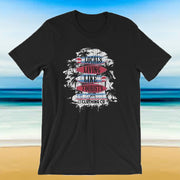 Locals Living Like Tourists Surf Tee - Red & Blue - Locals Living Like Tourists, Locals Living Like Tourists Surf Tee - Red & Blue - 3LT, Locals Living Like Tourists - 3LT, [product-vendor] Locals Living Like Tourists, Locals Living Like Tourists - 3LT, Locals Living Like Tourists - Locals Living Like Tourists, Locals Living Like Tourists - L3T