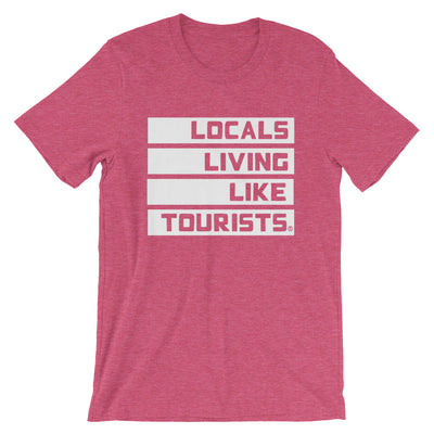 Locals Living Like Tourists Block Tee - Locals Living Like Tourists, Locals Living Like Tourists Block Tee - 3LT, Locals Living Like Tourists - 3LT, [product-vendor] Locals Living Like Tourists, Locals Living Like Tourists - 3LT, Locals Living Like Tourists - Locals Living Like Tourists, Locals Living Like Tourists - L3T