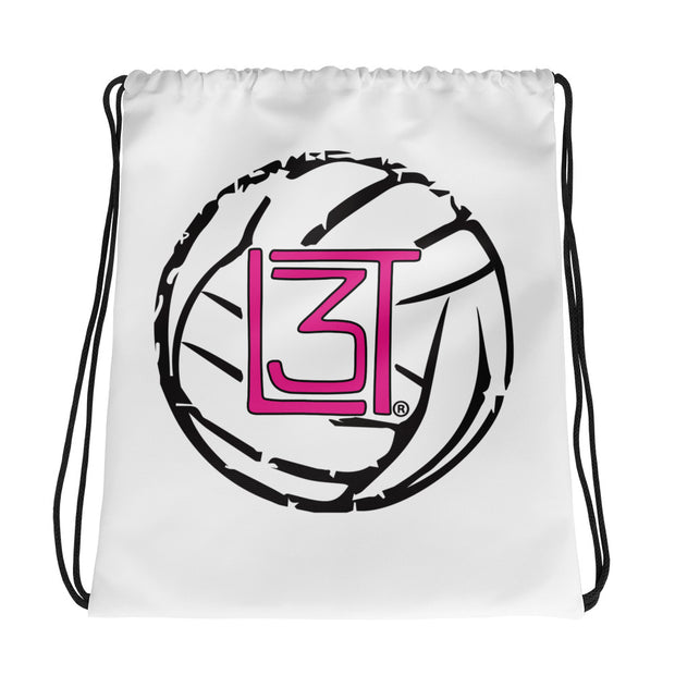 3LT Volleyball Drawstring Bag 2 - Locals Living Like Tourists, 3LT Volleyball Drawstring Bag 2 - 3LT, Locals Living Like Tourists - 3LT, [product-vendor] Locals Living Like Tourists, Locals Living Like Tourists - 3LT, Locals Living Like Tourists - Locals Living Like Tourists, Locals Living Like Tourists - L3T