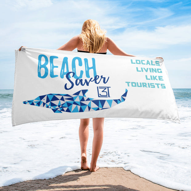 3LT Dolphin Beach Towel - Locals Living Like Tourists, 3LT Dolphin Beach Towel - 3LT, Locals Living Like Tourists - 3LT, [product-vendor] Locals Living Like Tourists, Locals Living Like Tourists - 3LT, Locals Living Like Tourists - Locals Living Like Tourists, Locals Living Like Tourists - L3T