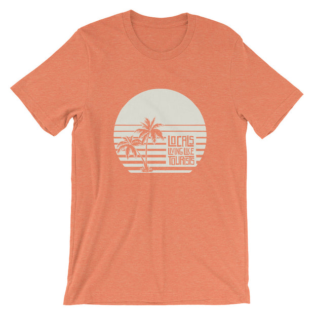 LLLT Retro Palms Tee - Locals Living Like Tourists, LLLT Retro Palms Tee - 3LT, Locals Living Like Tourists - 3LT, [product-vendor] Locals Living Like Tourists, Locals Living Like Tourists - 3LT, Locals Living Like Tourists - Locals Living Like Tourists, Locals Living Like Tourists - L3T