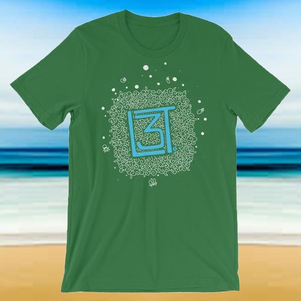 3LT Sinking Squid and Bubbles Tee - Locals Living Like Tourists, 3LT Sinking Squid and Bubbles Tee - 3LT, Locals Living Like Tourists - 3LT, [product-vendor] Locals Living Like Tourists, Locals Living Like Tourists - 3LT, Locals Living Like Tourists - Locals Living Like Tourists, Locals Living Like Tourists - L3T