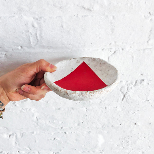 Bowl Offering: Fire (Red Triangle)