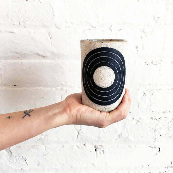 Candle: Indigo Rings