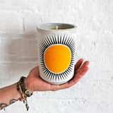 Candle: New Sun Marigold