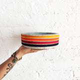 Dog Bowl: Rainbow Rings