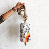 Thrown Bell Tall: Rainbow Constellations