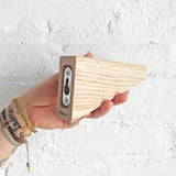Hardware: Wood Square Wall Mount