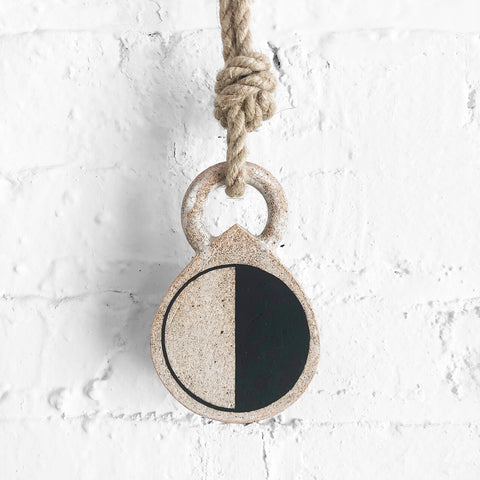Locket: Half Moon