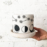 Planter: Moon Phase Constellations