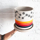 Planter: Rainbow Constellations
