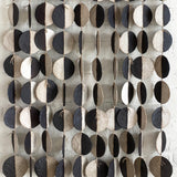 Curtain Discs: Black & White
