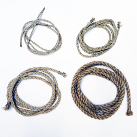 Component: Hemp Rope by Foot