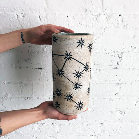 Vessel Tall Thin: Constellations